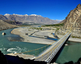 Silk Road Route: Gilgit Valley