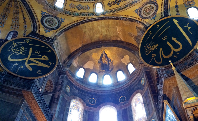 Spiritual Journeys: The Mosques of Istanbul