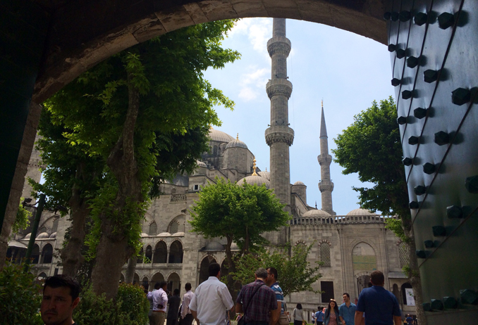 Blue Mosque - Spiritual Journeys: The Mosques of Istanbul