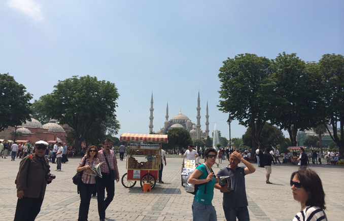 Sultanahmet, the heart of Istanbul