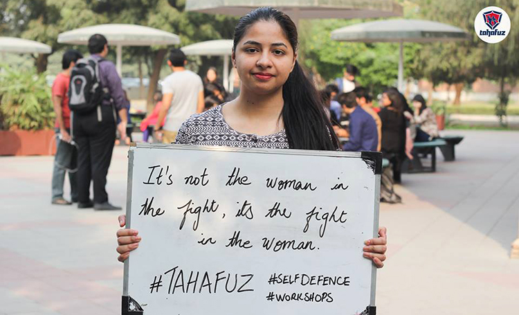 Tahafuz: Making a World Free of Sexual Violence and Assault