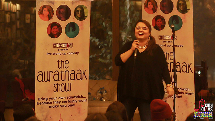 The Auratnaak Show in Islamabad