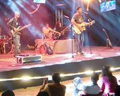 The D-A Method Band in Concert