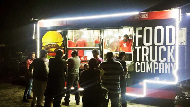 The Food Truck Company, Lahore