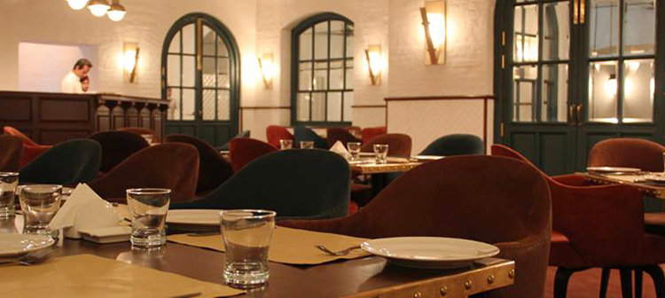 Interior of 'The Lahore Social' - The Lahore Social, Gulberg 3, Lahore
