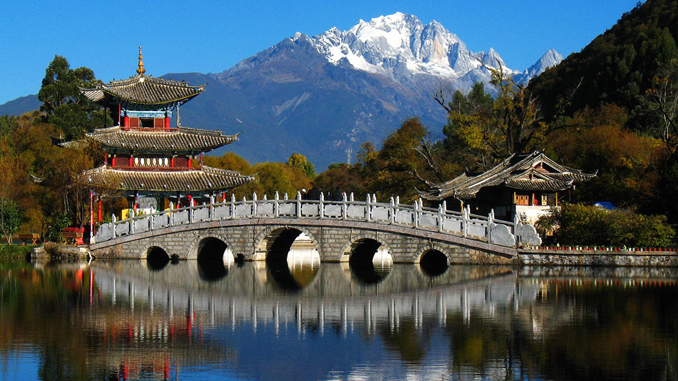 The Old Town of Lijiang - Old Town of Lijiang China