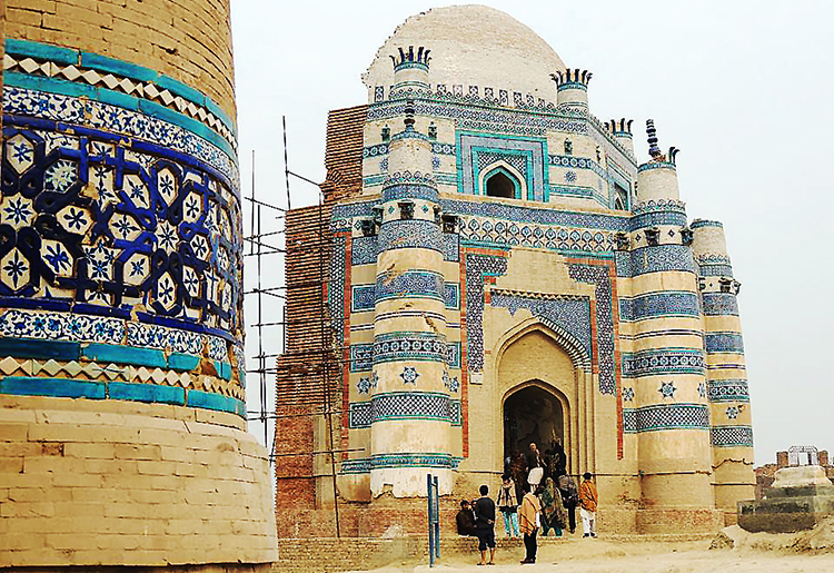 The Sufi Shrines