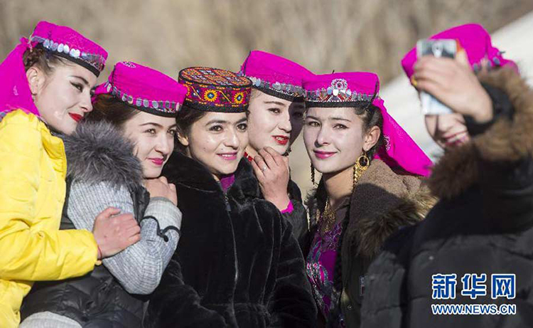 The Tajiks of Xinjiang