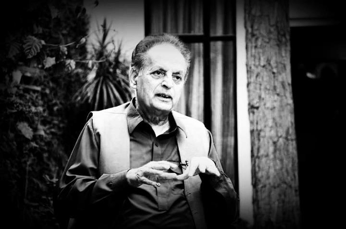 THE VAGABOND WRITER: MUSTANSAR HUSSAIN