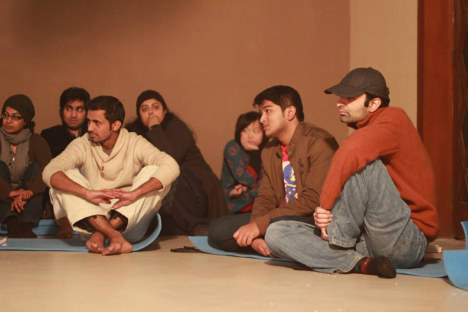 REVIVNG THEATRE: SANIA SAEED'S OLOMOPOLO