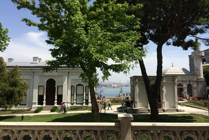 Topkapi Sarayi, a Treasury of Historical Gems