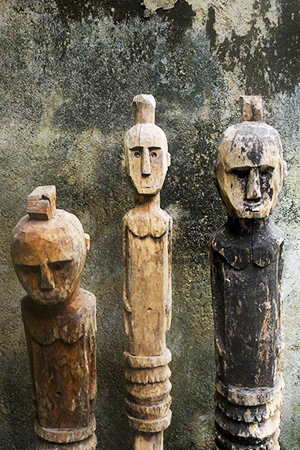 Totemic Figures in Old China
