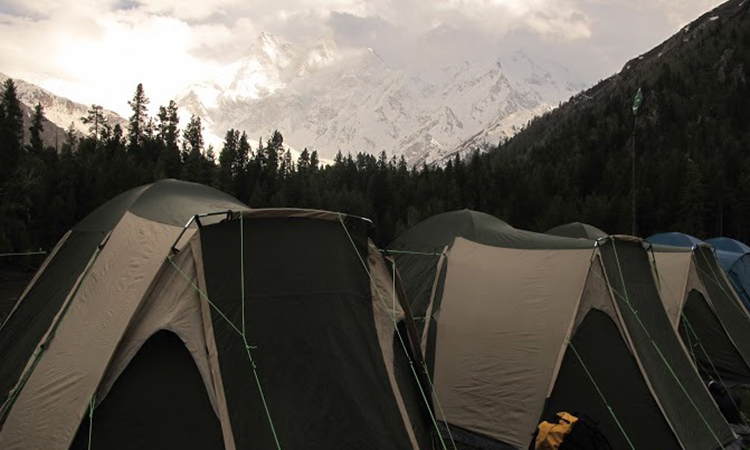 Travel to Fairy Meadows