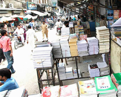 Evolution of Urdu Bazaar