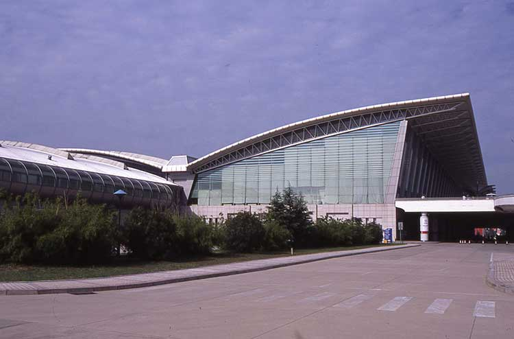 Xianyang International Airport of Xi'an