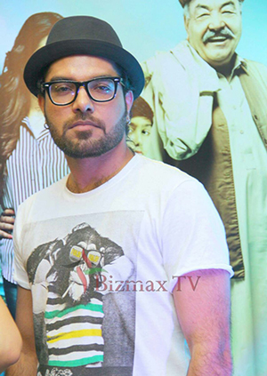 actor and writer Yasir Hussain
