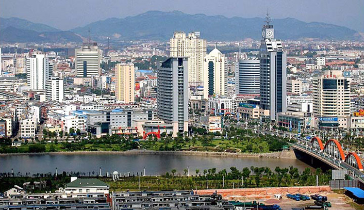 Yiwu City of China - Yiwu, China: The City of Small Commodities