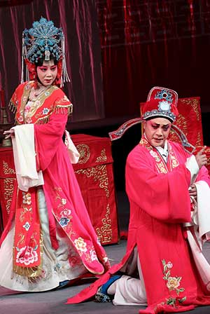 Yu Opera, the Most Popular Art Form in Henan Province