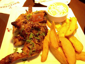 Barcelos: of Legends and Chicken