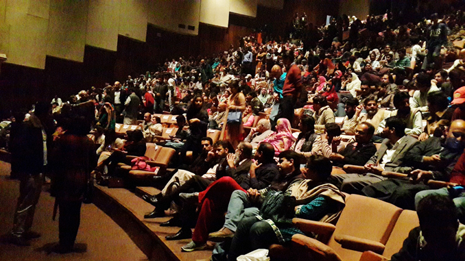 Play Bulha on the Life of Bulleh Shah at Alhamra