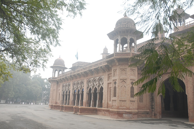 THE 'CHIEFS' COLLEGE' OF LAHORE
