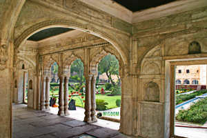 The Tale of Hazuri Bagh Baradari