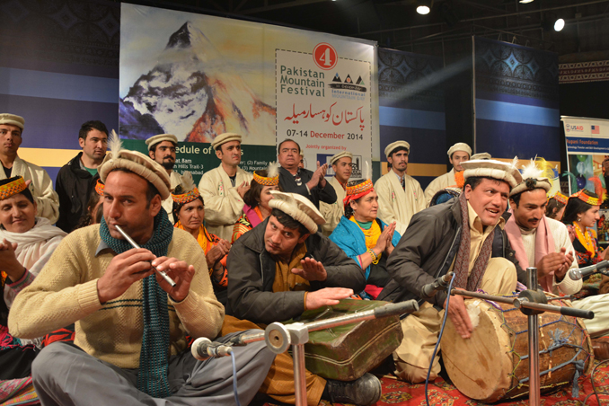 Devcom and the Pakistan Mountain Festival