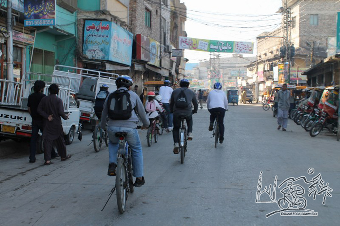 Cycling Through the Forgotten Rawalpindi
