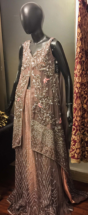 Exhibition of Shalimar Collection by Saira Rizwan at Latelier