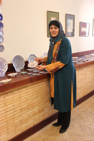 Iranian Art and Craft Exhibition At PNCA, Islamabad
