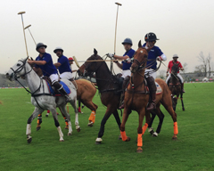 Islamabad Club Polo Match: Pakistan Day Polo Cup