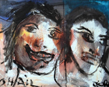 'Joint-Solo' Exhibition by Tassaduq Sohail and Riaz Rafi at Gallery 6