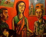 Khaas Gallery Exhibition: Moeen Faruqi