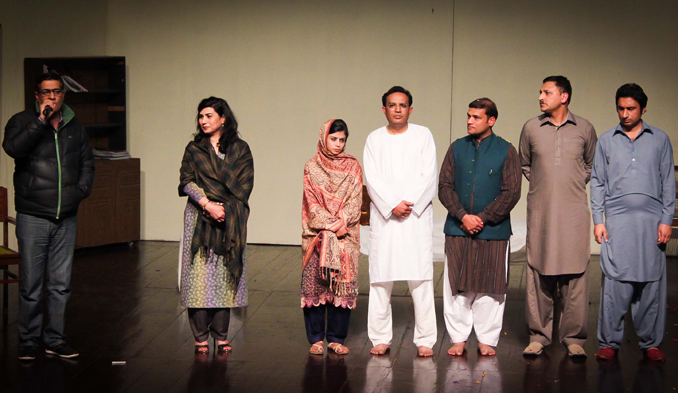 Play: Manto se Miliye at PNCA on the life of Saadat Hasan Manto