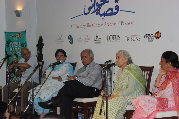 Qissa Khwani - An evening with our past