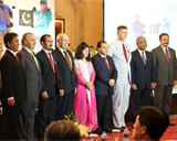 Serena Reception Honors Samina and Mirza Baig