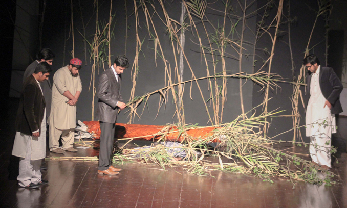 Youth Drama Festival 2015 at PNCA, Islamabad