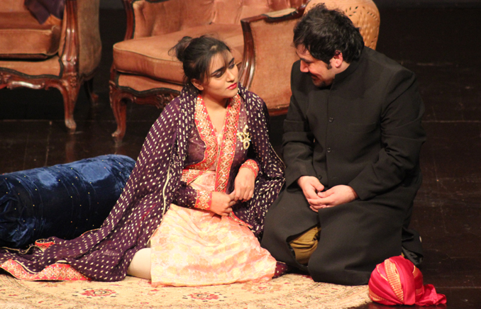 Youth Drama Festival 2015: Play 'Khwaab' performed by the Students of Bahria University