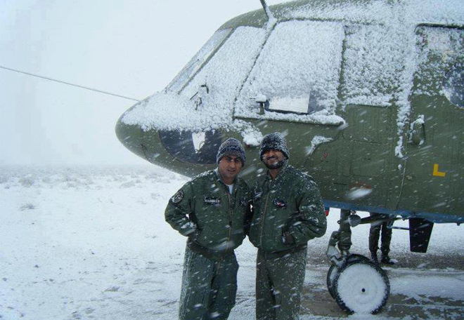 Martyrs of Pak Armed Forces