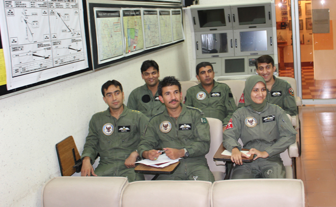 Ayesha Farooq is the First Pakistani and South Asian Female Fighter Pilot