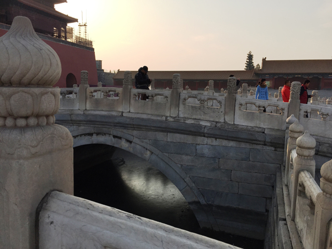 Culture of China: Forbidden City and 798 Art District Beijing