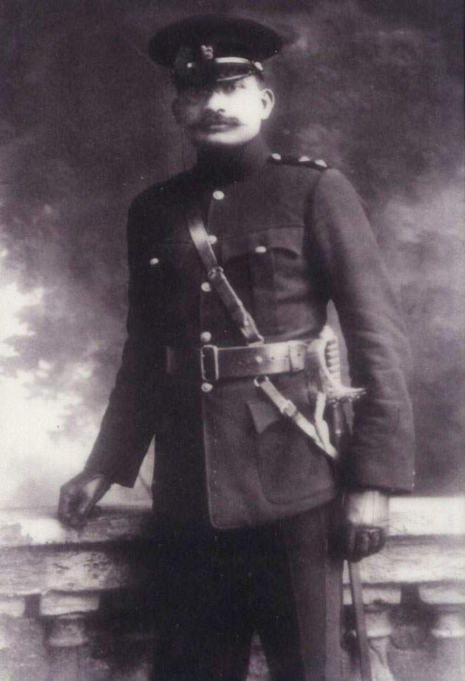 Col Rehman - Doctor in British Indian Army