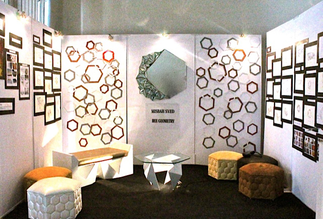 Creativity Exemplified: PIFD's Thesis Display '14'