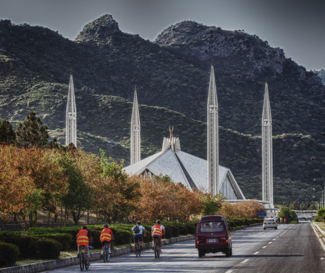 Cycling in Islamabad: The Movement of Critical Mass