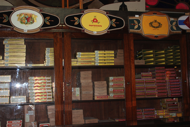 Partagas Factory Outlet