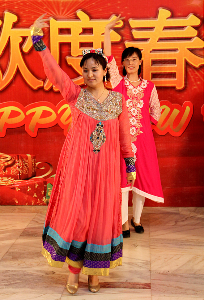Celebrating The Chinese New Year With The Pakistan-China Institute