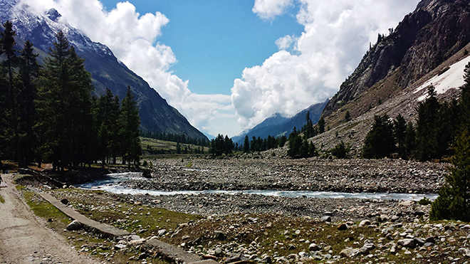 Pictures of Naltar Valley
