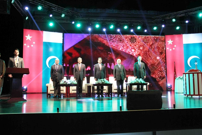 2015 Inaugurated as Pak-China Year of Friendly Exchanges
