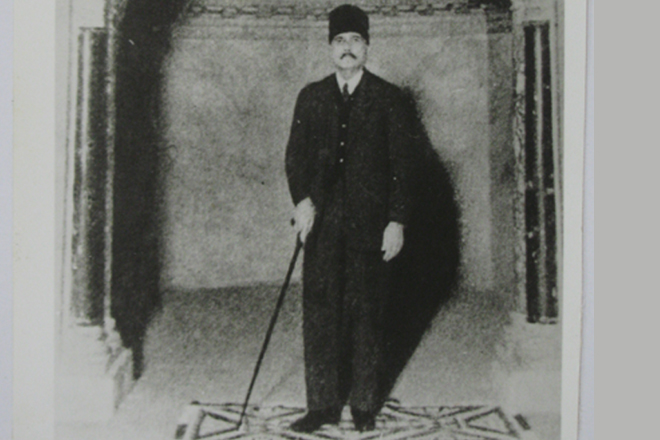 Iqbal in Cordoba