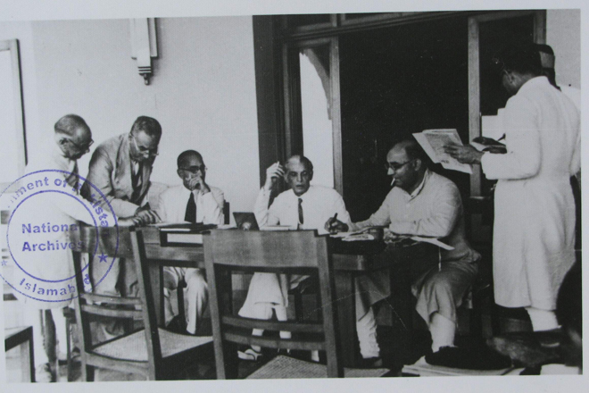 Working Committee All-India Muslim League, Bombay, 1943